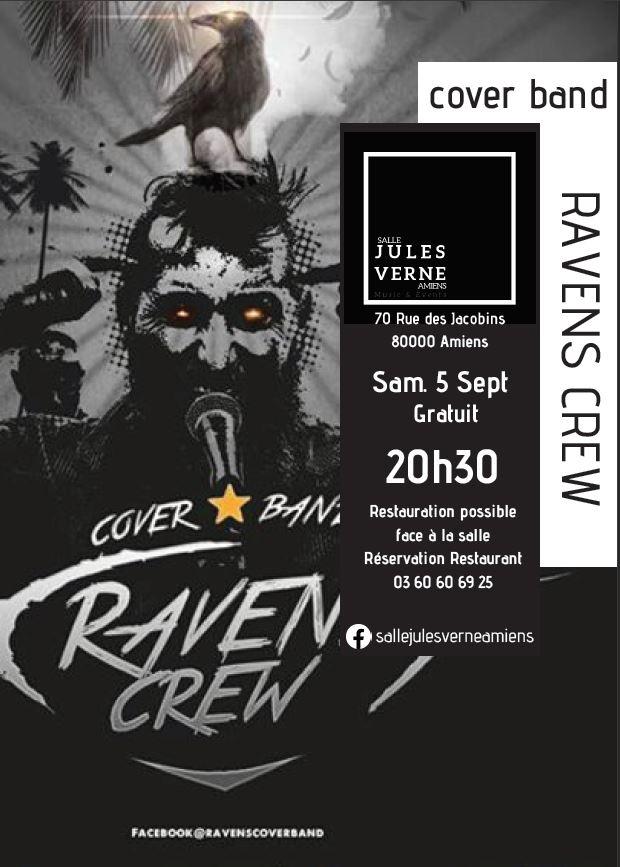 Ravens Crew Affiche 5 SEPTEMBRE 2020